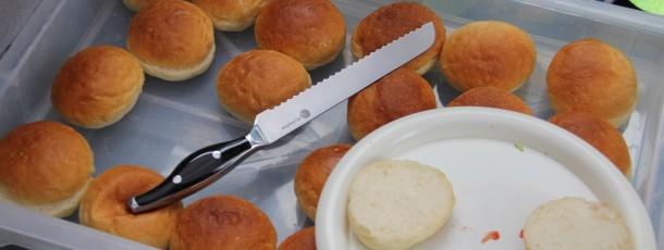 追崎さんのパンは旨い!