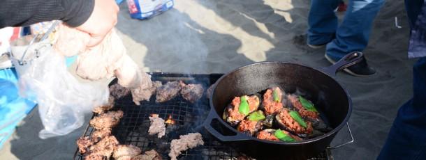 トルコ料理のナス料理っす。